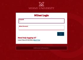 bannerweb.miamioh.edu