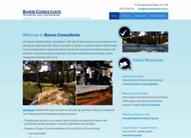 banonconsultants.com.au