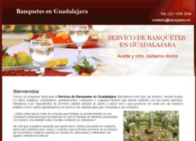 banquetesenguadalajara.mx