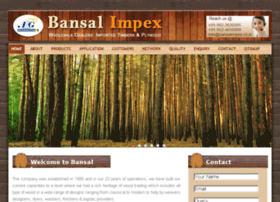 bansalimpex.co.in