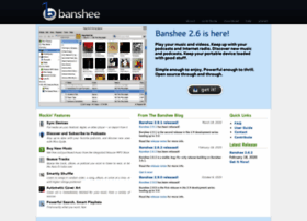 banshee-project.org