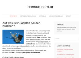 bansud.com.ar