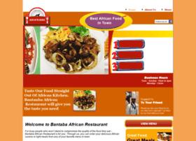 bantabarestaurant.com