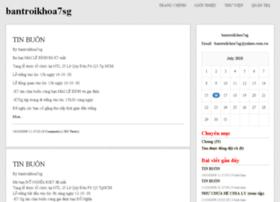 bantroikhoa7sg.vnweblogs.com
