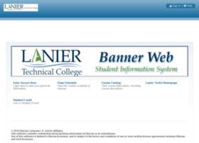 banweb.laniertech.edu