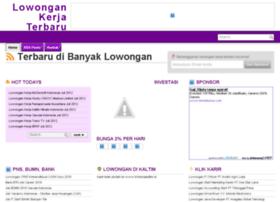 banyaklowongan.blogspot.com