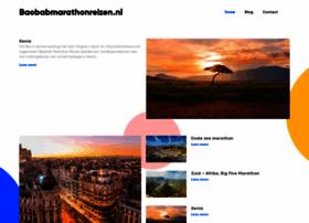 baobabmarathonreizen.nl