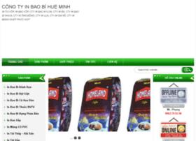 baobihueminh.com