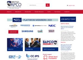 bapco.org.uk