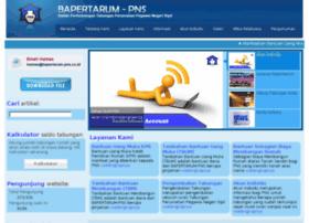 bapertarum-pns.co.id