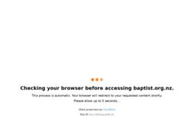 Baptist.org.nz