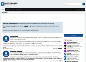 baptistboard.com