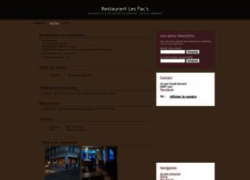 bar-brasserie-lesfacs.crearesto.fr