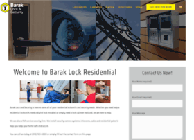 baraklocknsecurity.com