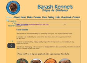 barashkennels.com