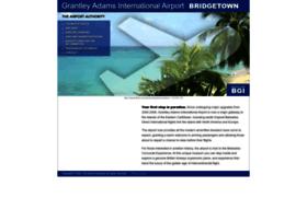 barbados.airport-authority.com