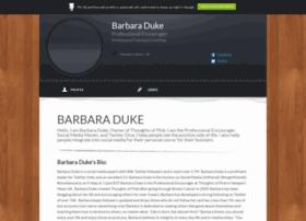 barbaraduke.brandyourself.com