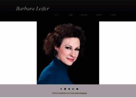 barbaraleifer.com