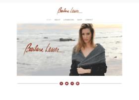 Barbaralesser.com