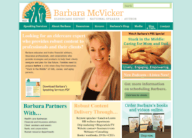 barbaramcvicker.com