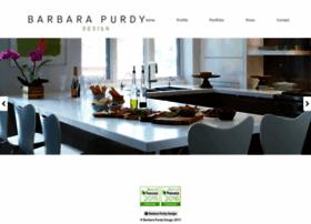 barbarapurdydesign.com