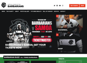 barbarianfc.co.uk