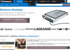 barbecue-electrique.classement.com