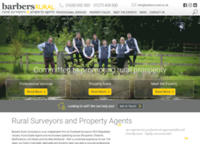 barbers-rural.co.uk