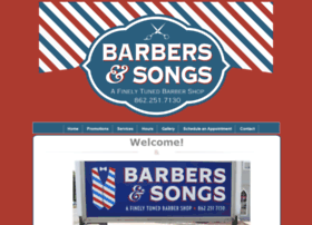 barbersandsongs.com