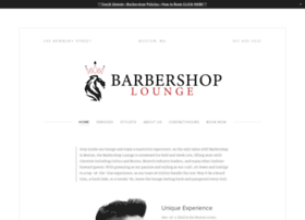 barbershoplounge.com