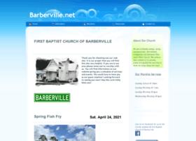 barberville.net
