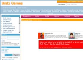 barbi-games.bratzgames.biz
