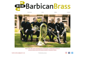 barbicanbrass.co.uk