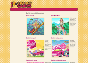 barbie-car.goldhairgames.com