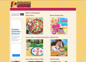 barbie-cooking.goldhairgames.com