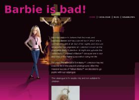 barbieisbad.com