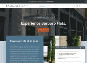 barboroflats.com