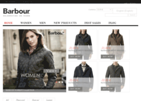 barbour-uk.com