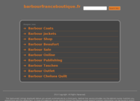 barbourfranceboutique.fr