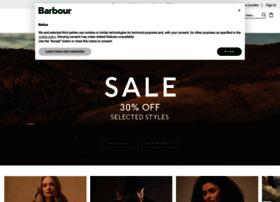 barbourinternational.co.uk