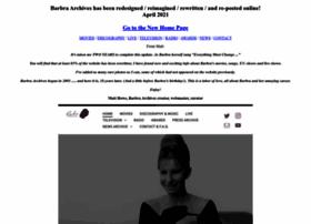 barbra-archives.com