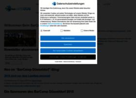 barcampduesseldorf.de