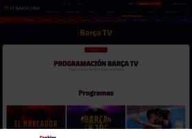 barcatv.fcbarcelona.es