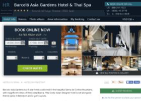 barcelo-asia-gardens.hotel-rez.com