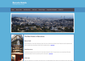 barcelo-hotels.co.uk