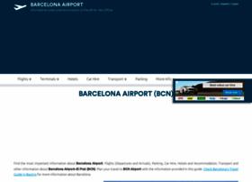 barcelona-airport.com
