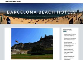 barcelona-beach-hotels.com