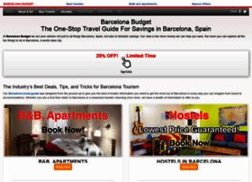 barcelona-budget.net