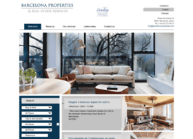 barcelona-properties.com