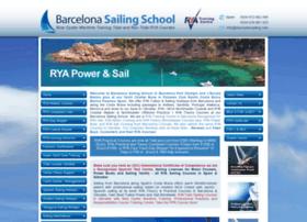 barcelona-sailing-school.com